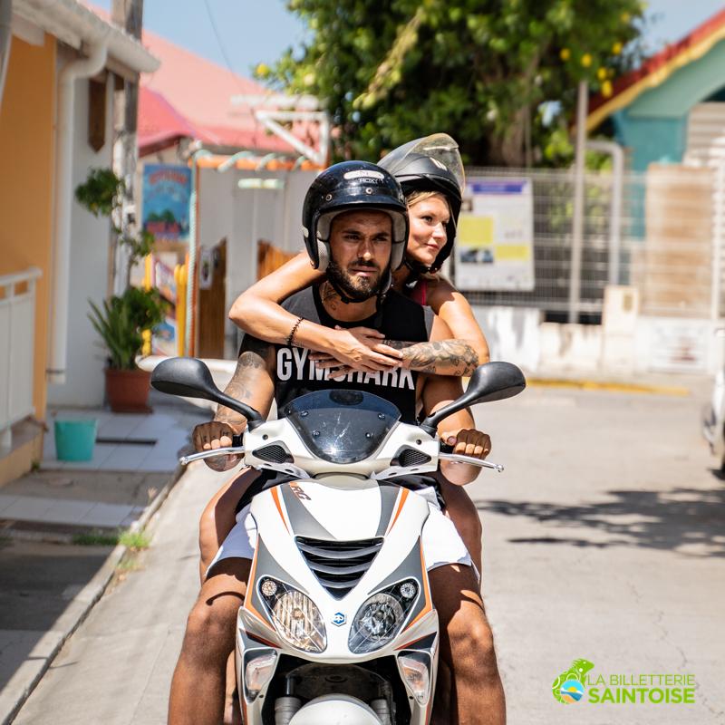Séjours et excursions vendus par La Billetterie Saintoise à Terre de Haut - Pack duo - meilleure vente