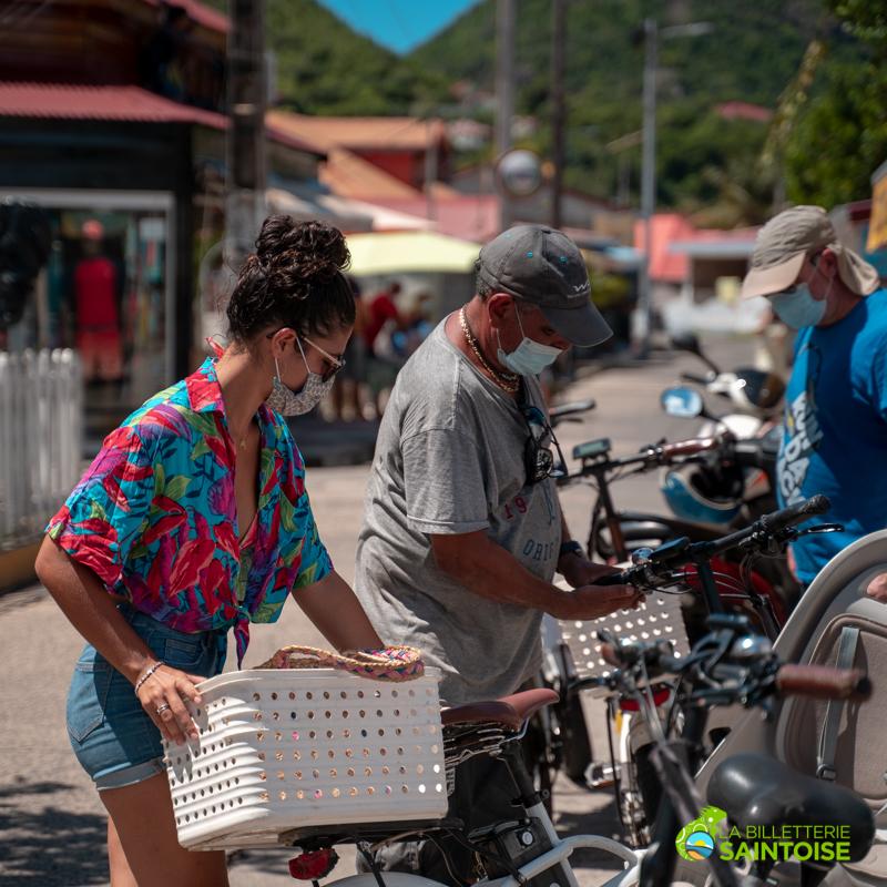 Séjours et excursions vendus par La Billetterie Saintoise à Terre de Haut - Pack éco - meilleure offre